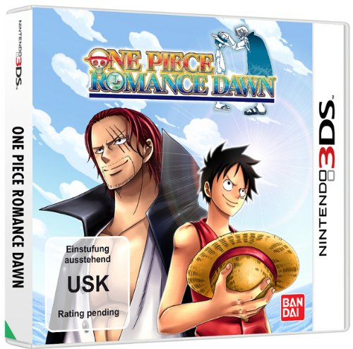 One Piece Romance Dawn (Nintendo 3DS) [UK IMPORT]