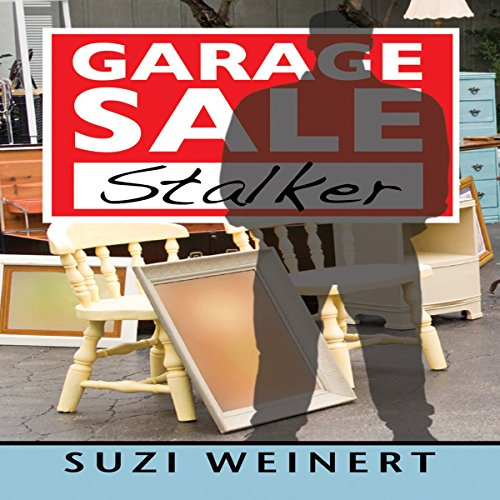 Garage Sale Stalker audiobook cover art