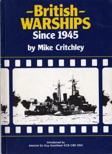 British Warships Since 1945: Battleships, Carriers, Cruisers and Monitors Pt. 1