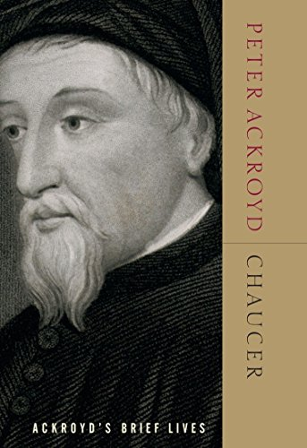 Chaucer: Ackroyd's Brief Lives ~ TOP Books