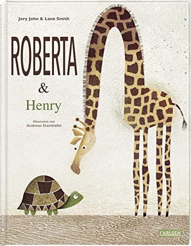 Roberta und Henry: Ein humorvolles Bilderbuch über Freundschaft für Kinder ab 3