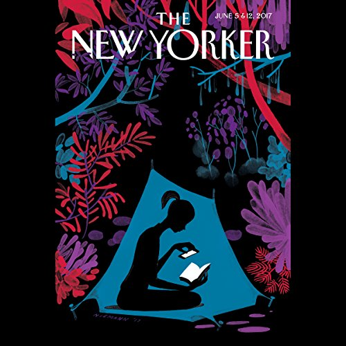 The New Yorker, June 5th and 12th 2017: Part 2 (James Wood, Joan Acocella, Sheelah Kolhatkar) audiobook cover art