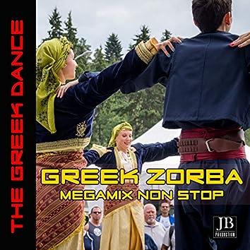Greece Zorba Megamix Medley Non Stop