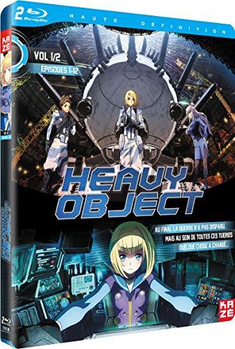 Heavy Object-Vol. 1/2-[Blu-Ray]
