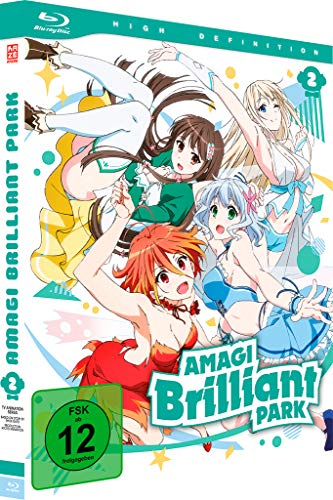 Amagi Brilliant Park – Vol. 2 – [Blu-ray]