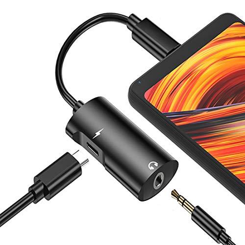 USB C to 3.5 mm Headphone Jack A...
