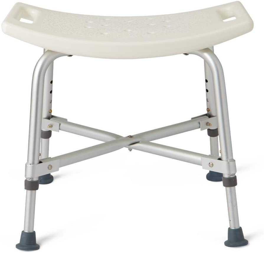Medline Heavy Limited Special Price famous Duty Shower Chair Bath Bench Bariatr Without Back