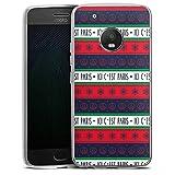 DeinDesign Motorola Moto G5 Plus Coque en Silicone Étui Silicone Coque Souple PSG Paris...