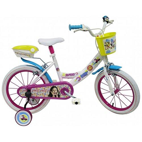 Soy Luna–Bicicletta Soy luna16pollici