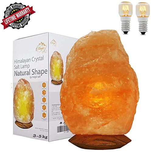HSD SEL NATUREL DE L/'HIMALAYA LAMPE CRISTAL ROSE Rock Sel Lampe Healing ionisante