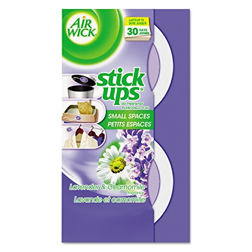 Air Wick 12 Piece Lavender and Chamomile Stick Ups Air Fresheners
