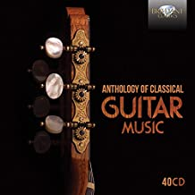 Anthology Of Classical Gu Guitar Music