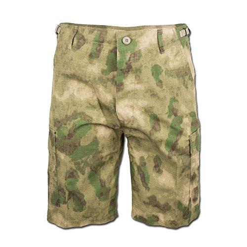 MFH Hommes US BDU Bermuda Shorts Ripstop HDT Camo FG taille M