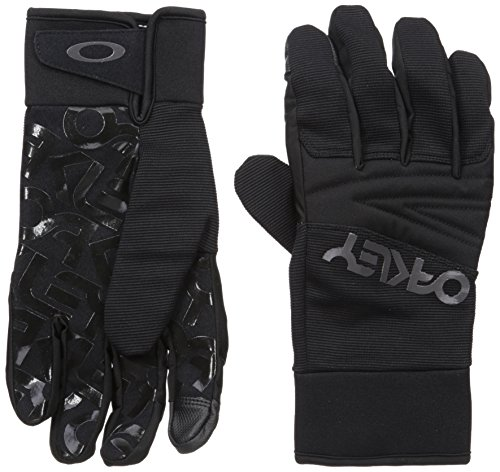 Oakley Herren Gloves FACTORY PARK GLOVE, Blackout, S, 94308-02E02ES
