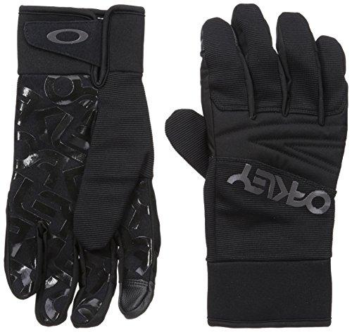 Oakley Herren Gloves FACTORY PARK GLOVE, Blackout, M, 94308-02E02EM