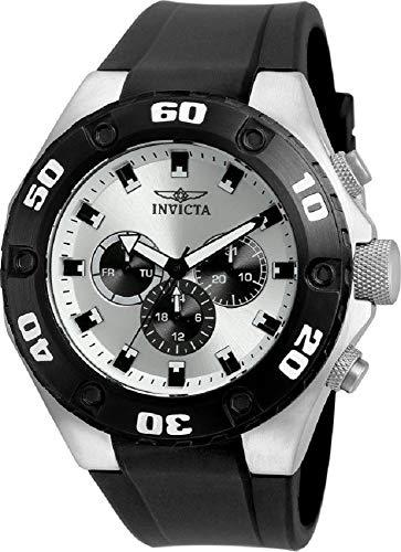 Invicta 21403 Watch Men's Specialty, Analog Display, Swiss Quartz, Black