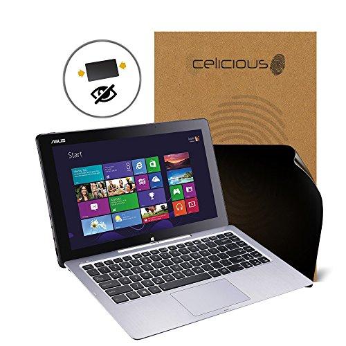 Celicious Privacy Blick- und Bildschirmschutzfolie kompatibel mit dem ASUS Transformer Book T300LA
