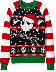 Nightmare Before Christmas ugly Christmas sweater