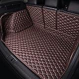 Tailored Cobertura Total Cuero Maletero Alfombrillas Protectoras para Honda CRV CR-V Hybrid 2017-2021 Accesorios Interiores AutomóViles Alfombra Impermeable AntiarañAzos Negro