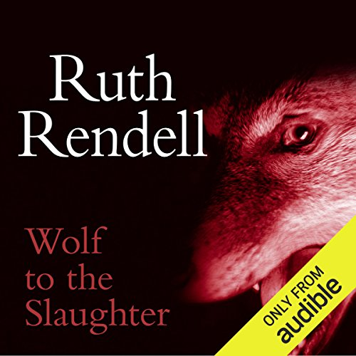 Wolf to the Slaughter audiobook cover art