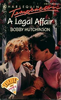 A Legal Affair - Book #2 of the Women Who Dare