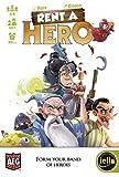 IELLO- Juego de Cartas Rent A Hero, Multicolor (51308)