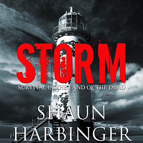 Storm: Survival in the Land of the Dead audiobook cover art