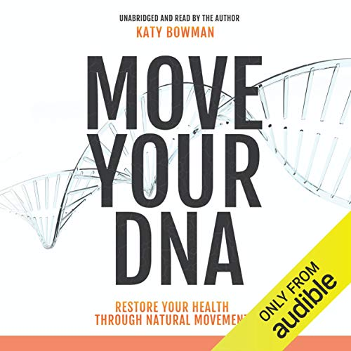 Move Your DNA audiobook cover art
