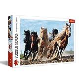 Puzzle 1000 Galopujace konie