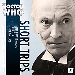 Doctor Who - Short Trips - Etheria cover art