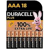 Duracell - NUEVO Pilas alcalinas Plus AAA , 1.5 Voltios...