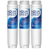 AQUACREST 644845 Fridge Water Filter, Compatible with Bosch UltraClarity 644845, 00740560, 740560, 00499850