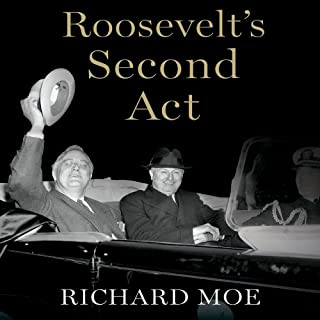 Roosevelt's Second Act cover art
