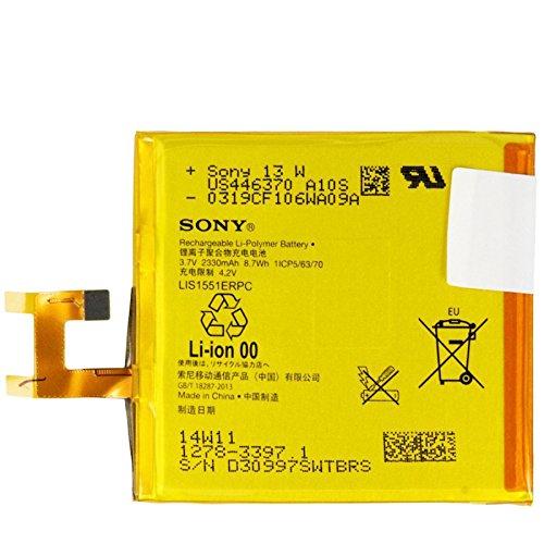 Sony 2330mAh Akku für Xperia M2/E3/M2Aqua/Z