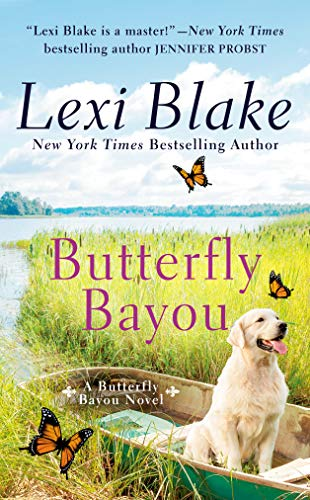 book cover of Butterfly Bayou