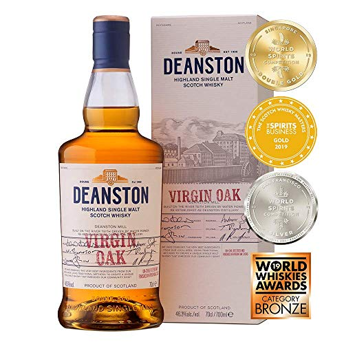 Deanston Virgin Oak Malt Whiskey (1 x 0.7 l)