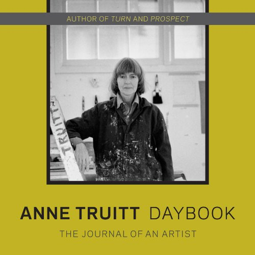 Daybook: The Journey of an Artist cover art