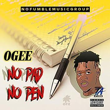 No Pad No Pen