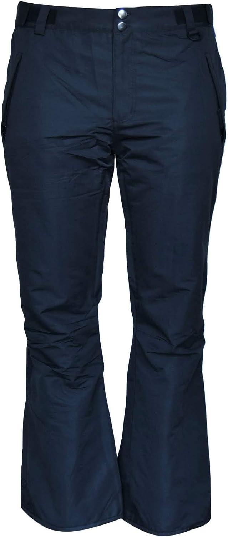 Snow Country Outerwear Womens Plus Size Snow Ski Pants Reg Short