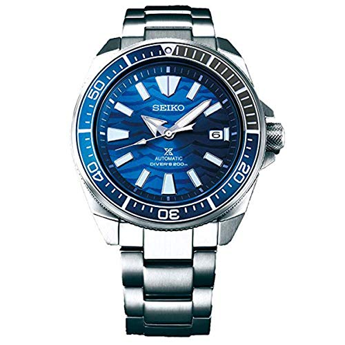 Seiko PROSPEX Diver Stainless Steel Bracelet Men's Watch SRPD23