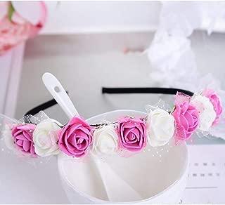 Boho Style Floral Flower Women Girls Hair Band Headband Wedding Festival Party