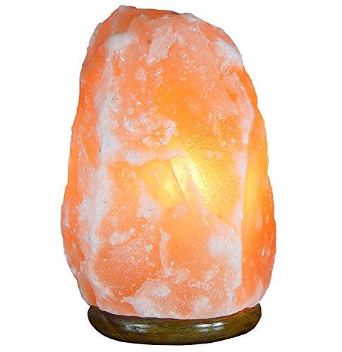 ST@llion - Lampada di sale dell Himalaya, colore: Rosa