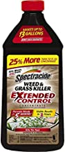 Spectracide Weed & Grass Killer With Extended Control Concentrate, 40-Ounce