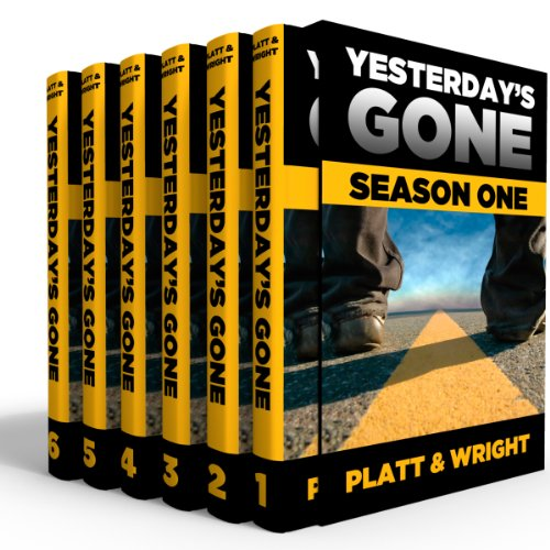 Yesterday's Gone: Season One cover art