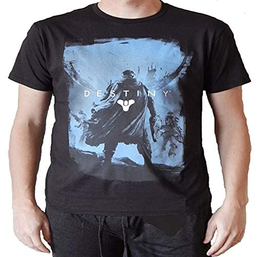 Destiny The Taken King T-Shirt Graphic tee Mens Funny Shirt Black L