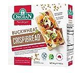 Orgran Gluten Free Toasted Buckwheat Crispibread - 4.4 oz