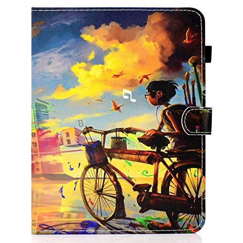 zl one Compatible con/Reemplazo para Tablet PC 7 'Universal PU Cuero Flip Cover Stand Magnetic Wallet Case (Niño)