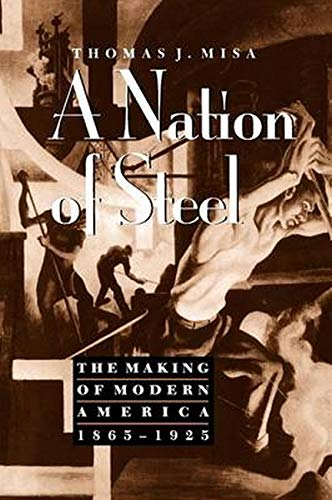 Misa, T: Nation of Steel: The Making of Modern America, 1865-1925 (Johns Hopkins Studies in the History of Technology)