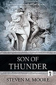 Son Of Thunder (The Esther Brookstone Art Detective Book 2) by [Steven M. Moore]