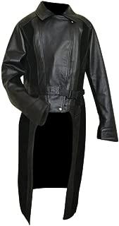 G.I. Joe Retaliation Movie Cobra Commander Leather Trench Coat